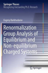 Omslag - Renormalization Group Analysis of Equilibrium and Non-Equilibrium Charged Systems
