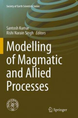 Omslag - Modelling of Magmatic and Allied Processes