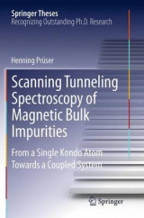 Omslag - Scanning Tunneling Spectroscopy of Magnetic Bulk Impurities