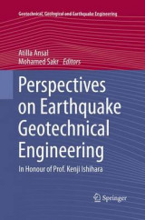 Omslag - Perspectives on Earthquake Geotechnical Engineering