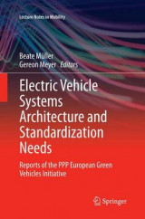 Omslag - Electric Vehicle Systems Architecture and Standardization Needs