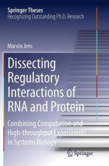 Omslag - Dissecting Regulatory Interactions of RNA and Protein
