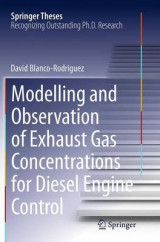 Omslag - Modelling and Observation of Exhaust Gas Concentrations for Diesel Engine Control