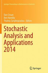 Omslag - Stochastic Analysis and Applications 2014