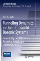 Omslag - Tunneling Dynamics in Open Ultracold Bosonic Systems