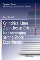Omslag - Cylindrical Liner Z-Pinches as Drivers for Converging Strong Shock Experiments