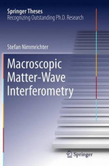Omslag - Macroscopic Matter Wave Interferometry