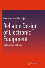 Omslag - Reliable Design of Electronic Equipment