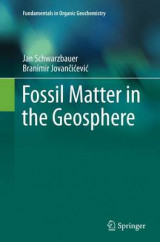 Omslag - Fossil Matter in the Geosphere