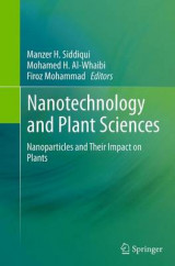 Omslag - Nanotechnology and Plant Sciences