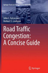 Omslag - Road Traffic Congestion: A Concise Guide