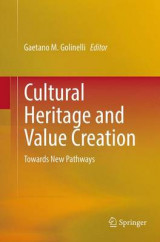 Omslag - Cultural Heritage and Value Creation