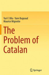 Omslag - The Problem of Catalan