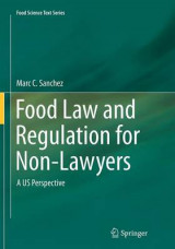 Omslag - Food Law and Regulation for Non-Lawyers