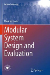Omslag - Modular System Design and Evaluation