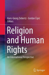 Omslag - Religion and Human Rights