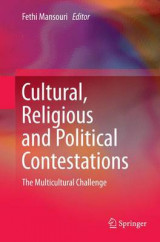 Omslag - Cultural, Religious and Political Contestations