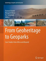 Omslag - From Geoheritage to Geoparks