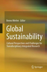 Omslag - Global Sustainability, Cultural Perspectives and Challenges for Transdisciplinary Integrated Research