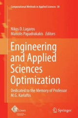 Omslag - Engineering and Applied Sciences Optimization