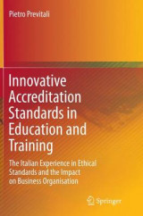 Omslag - Innovative Accreditation Standards in Education and Training