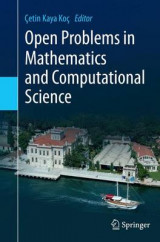 Omslag - Open Problems in Mathematics and Computational Science