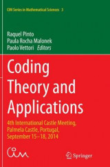 Omslag - Coding Theory and Applications