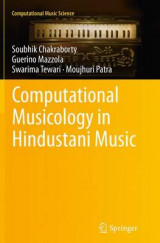 Omslag - Computational Musicology in Hindustani Music