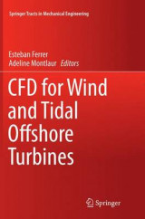 Omslag - CFD for Wind and Tidal Offshore Turbines