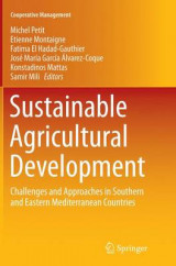 Omslag - Sustainable Agricultural Development