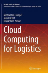 Omslag - Cloud Computing for Logistics