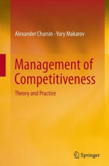 Omslag - Management of Competitiveness