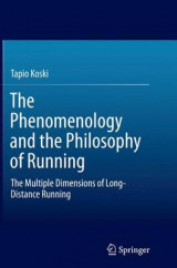 Omslag - The Phenomenology and the Philosophy of Running