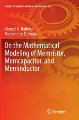 Omslag - On the Mathematical Modeling of Memristor, Memcapacitor, and Meminductor