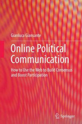 Omslag - Online Political Communication