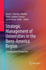 Omslag - Strategic Management of Universities in the Ibero-America Region