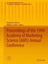 Omslag - Proceedings of the 1994 Academy of Marketing Science (AMS) Annual Conference