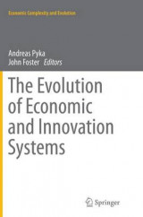 Omslag - The Evolution of Economic and Innovation Systems