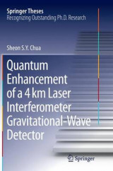Omslag - Quantum Enhancement of a 4 KM Laser Interferometer Gravitational-Wave Detector