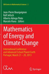 Omslag - Mathematics of Energy and Climate Change