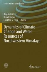 Omslag - Dynamics of Climate Change and Water Resources of Northwestern Himalaya