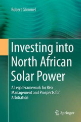Omslag - Investing into North African Solar Power