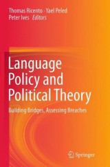 Omslag - Language Policy and Political Theory