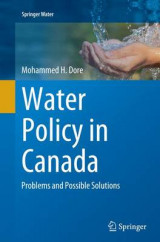 Omslag - Water Policy in Canada