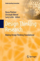 Omslag - Design Thinking Research