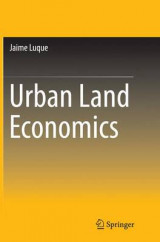 Omslag - Urban Land Economics