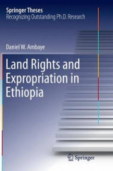 Omslag - Land Rights and Expropriation in Ethiopia
