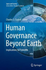 Omslag - Human Governance Beyond Earth