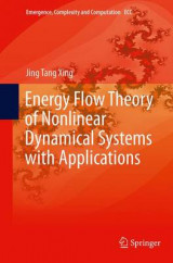 Omslag - Energy Flow Theory of Nonlinear Dynamical Systems with Applications