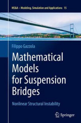 Omslag - Mathematical Models for Suspension Bridges